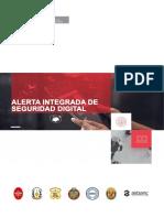 Alerta integrada de seguridad digital N° 025-2021-PECERT