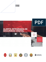 Alerta integrada de seguridad digital N° 055-2021-PECERT