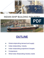 Indian Shipbuilding Industry and its Future Prospects
