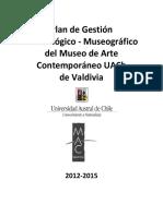 46.- Plan de Gestión MAC Valdivia 2011-2015