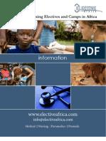 Medics to Africa