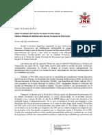Carta de Declinacion 23 Junio 2021