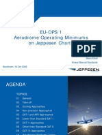 Jeppesen -  New Approach Charts