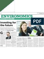 Environomics-2010-Investments
