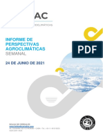 Perspectivas Agroclimáticas 24 06 2021