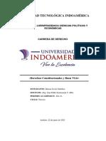 Las Garantías Jurisdiccionales, Art. 86 Constitución Ecuador, 2008