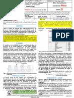 0_Guía 2-P2-11°-FÍSICA (Acústica - Rapidez del sonido) - 2021