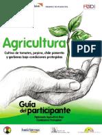 Guía Del Estudiante Agricultura (13 Agosto)