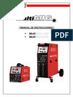MultiMIG Manual de uso - SOLTER