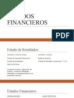 3 clase ESTADOS FINANCIEROS 1