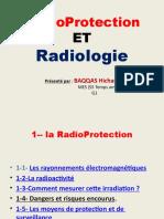 Rapport  (RADIOPROTECTION ET RADIOLOGIE )