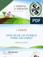 La historia de la Salvación-I-II_Parte