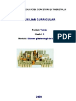 Auxiliar Sisteme si tehnologii de fabricatie_Spiridon Daniela