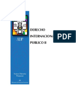 Felipe Tredinnik Curso de Derecho Internacional Público II
