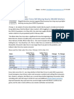 Illinois Labor Force Recovery Press Release