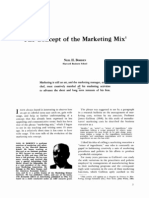 Borden, 1984_The concept of marketing