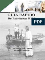 Guia Rápido Para Escrituras Sud Versão Livreto Impressão