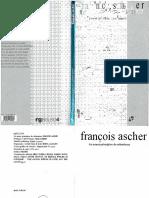Ascher - Os novos princípios do urbanismo (2001)