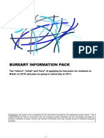 Bursary_Information_Pack_2010-2011