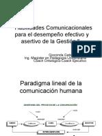 Presentación Habilidades comunicativas