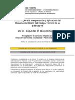 Consultas CTE DB SI - Manteminiento puertas cortafuego