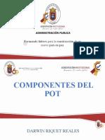 Componentes Del Pot