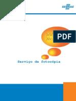 Idéias de Negócios - Serviço de fotocópia