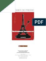 Decor Soner Instrument Monument
