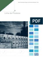 WEG Linha de Produtos 50011458 Catalogo Portugues Br