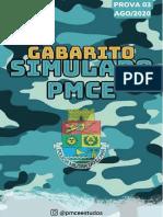 03 Gabarito Simulado Ago-2020 @Pmceestudos