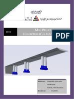 Projet Ponts Groupe 2011