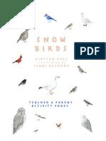 Snow Birds Teaching Guide