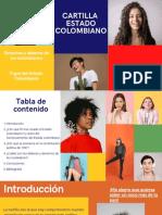 Cartilla Estado Colombiano - ID 733306