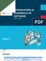 Introducción al Desarrollo de Software - Clase 2