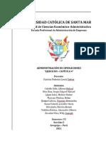 Final - Capítulo 4 - Administración de Operaciones