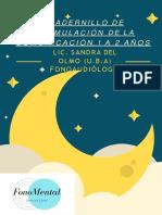 Cuadernillo De1-2 Años