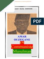 Amar Ouzegane Un Communiste Musulman