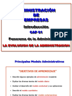 ADM Evolución de la Historia 2020-1