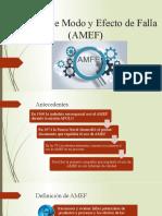 1. AMEF