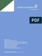 FundMat_I_top04 Funções Polinomiais