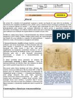 APOSTILA 6 - CLASSICISMO