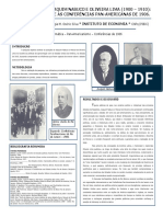O debate entre Joaquim Nabuco e Oliveira Lima (1900-1910)