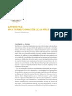 ZAPATISTAS, UNA TRANSFORMACIÓN DE 25 AÑOS_Bellinghausen