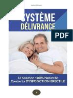 Systeme Delivrance Dysfonction Erectile PDF Gratuit