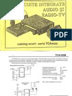 Catalog Seria TCAxxxx