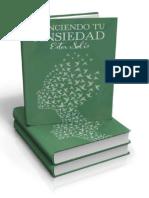 Venciendo Tu Ansiedad PDF Gratis