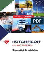 Catalogue Hutchinson Le Joint Français FR