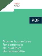 FR_Core Humanitarian Standard