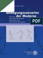 Rita Rieger - Bewegungsszenarien Der Moderne