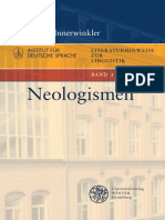 Sandra Innerwinkler - Neologismen